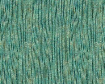 1/2 yd Artisan Spirit New Shimmer by Deborah Edwards for Northcott Studio 22996M 63 Lagoon