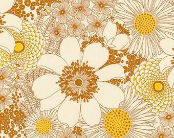 1/2 yd Laurel Canyon Vintage Floral by Robert Kaufman Fabrics SRK-16914-200