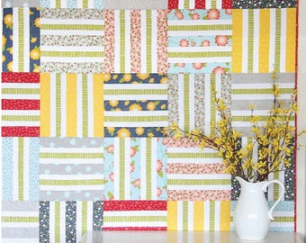 Wicker by Cluck Cluck Sew Quilt Pattern 138