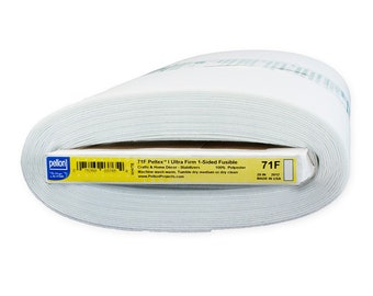 Pellon Peltex ® I - One-Sided Fusible Stabilizer Ultra Firm by the Half Yard 71F