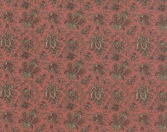 1/2 yd Alices Scrapbag Papas Kerchief by Barbara Brackman for Moda Fabrics 8315 16