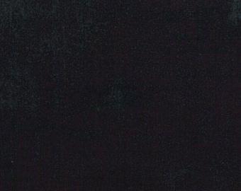 1/2 yd Grunge Basic Black Dress by BasicGrey for Moda Fabrics 30150 165