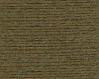 Aurifil Lana Wool Thread 12 wt Khaki Green #8331