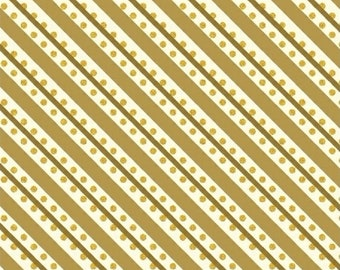 SALE Sparkle Bias Stripe Fabric // Windham 42379M-2 by the YARD
