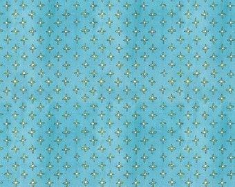 The Dress Twinkle Fabric // Laura Heine // FreeSpirit PWLH007.AQUAX by the HALF YARD