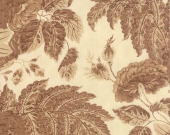 SALE Elizas Indigo Garden Hill Reproduction Fabric // Moda Fabrics by the Yard