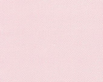 Spin Dot Basic Pink Fabric by Timeless Treasures Ballet by the Half Yard