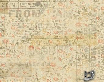 Tim Holtz Foundations From Camden Fabric // FreeSpirit by the HALF YARD
