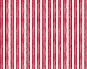 Roam Sweet Home Awning Stripe Fabric // Maywood Studio by the HALF YARD