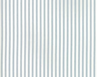 SALE Vintage Holiday Metallic Candy Stripe Fabric // Moda by the YARD