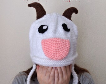 Poro Hat - League of Legends - LOL, Poro, Gamer, Riot, Cosplay Hat