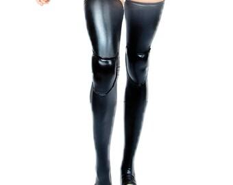 202478a5b6d4e9 Wink Wetlook Grip Dance Leg Warmers