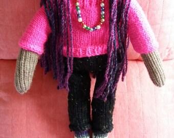 Jasmin. Fashion Doll