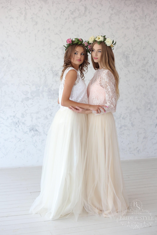 058e53526d Wedding Dresses Tank Top Style