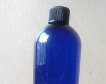 Colored Plastic Bottles 2 ounce 4 ounce 8 ounce 16 ounce
