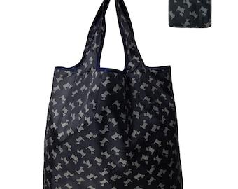 Reusable washable Grocery bag / Shopping bag / Folding bag / tote bag / shoulder bag / foldable bag
