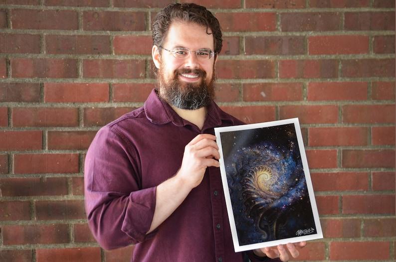 Fractalverse Galaxy  To Sleep in a Sea of Stars image 0
