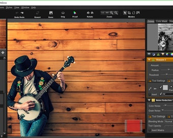 LightZone Pro Digital RAW JPEG Image Photo Editing  Software Download Guide