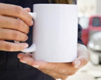 Customized 11oz / 15oz Mug