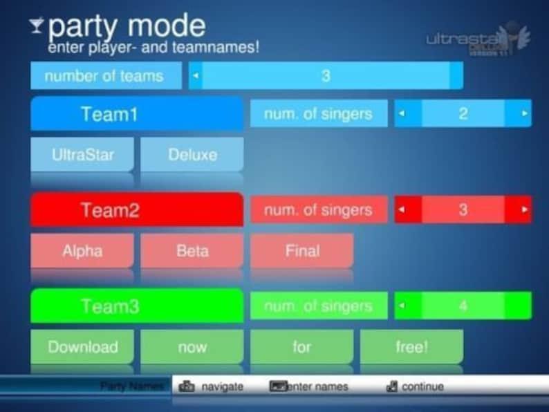 UltraStar Deluxe Professional Karaoke Game Software Download Guide