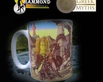 Greek mtyths Mug