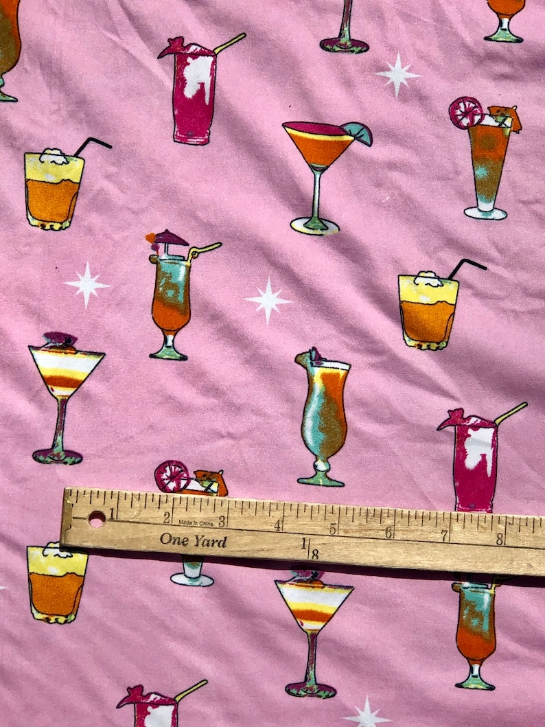 pink beverage double brushed polyester stretchy knit fabric stretchy knit double brushed polyester