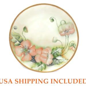 Vintage Michael Hoyland British Studio Art Pottery Bowl Signed     With Chop Mark