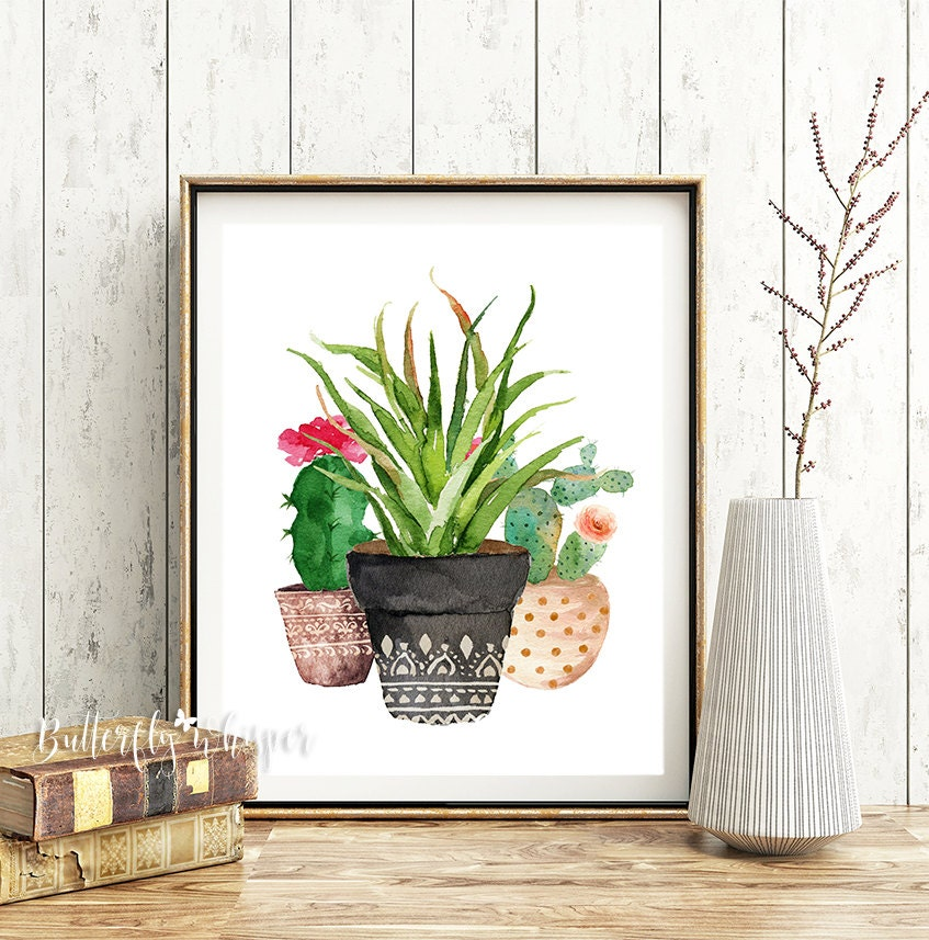 It is a photo of Candid Flower Pot Printable