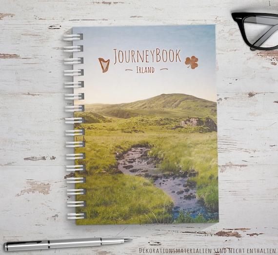 Reisetagebuch Thailand zum selberschreiben oder als Abschiedsgeschenk
