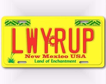 Saul goodman etsy breaking bad better call saul goodman lwyrup prop replica aluminum license plate colourmoves