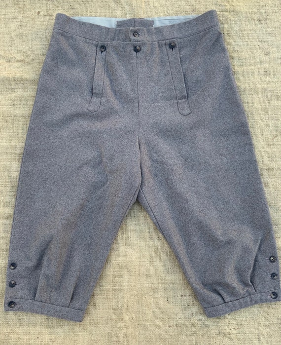 """Vintage fall front plus fours breeches 38"""" waist"""