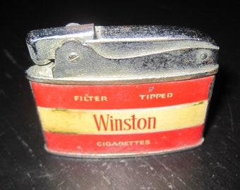Winston lighter | Etsy