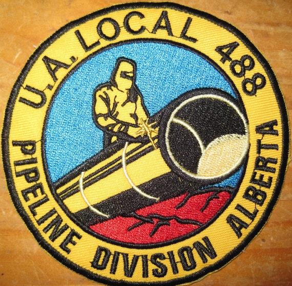 UA 170 Welders STEAMFITTERS PIPEFITTERS PLUMBERS Biker Grim Reaper Union Patch