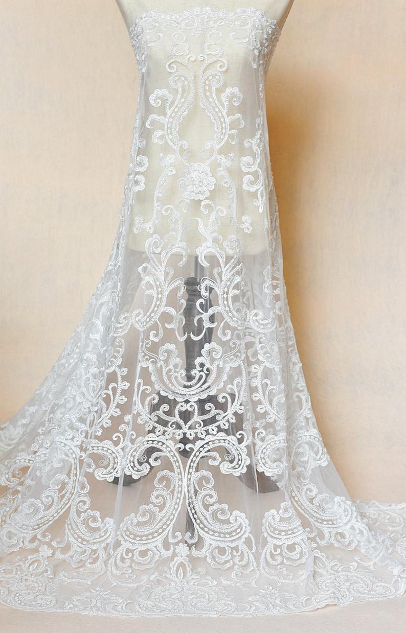Image 0: Diy Lace Wedding Dress At Reisefeber.org