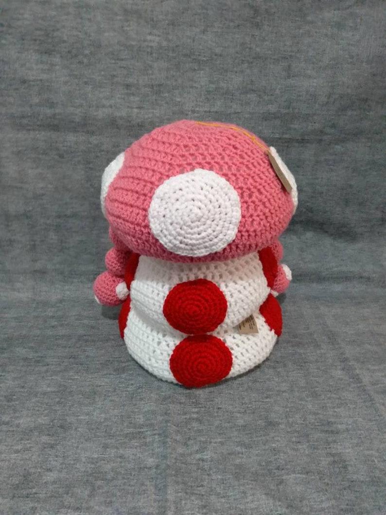inspired Hats Crocheted Mario Bros