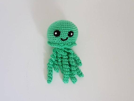 Oktopus Spielzeug Krake Spielzeug Mit Tentakeln Häkeln Etsy