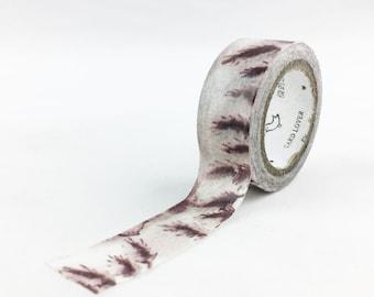 Wheat Stalks Pattern Washi Tape // 15mm // Paper Tape // BBBsupplies // R-FS007-15
