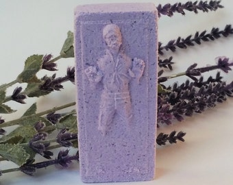 Apollo (Lavender Vanilla Bath Bomb) - Han Solo in Carbonite