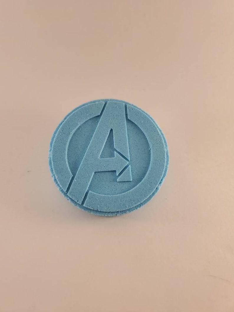 Avengers Bath Bomb image 0