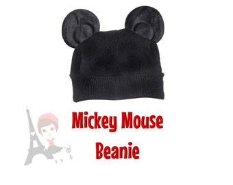 872ad533 ... order mickey mouse knitted beanie hat disney ad0cf 7f787