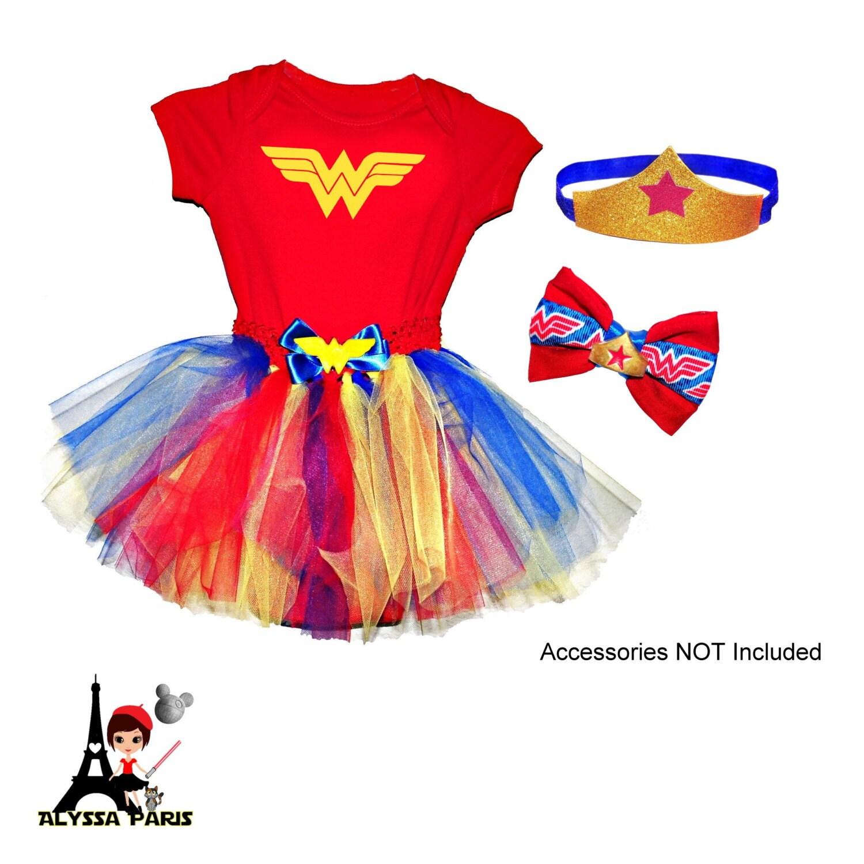 Wonder woman skirt-7427