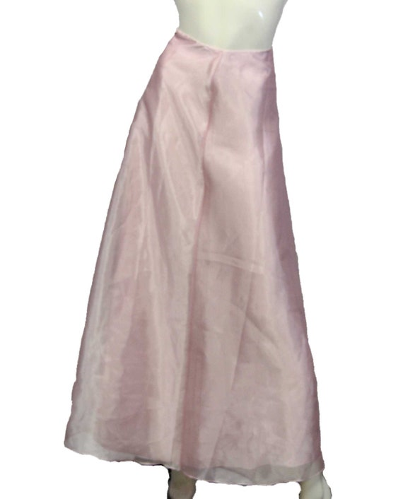 Faviana 90's Maxi Skirt Pink Size S SKU 000026