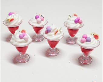 Strawberry Heart Cup