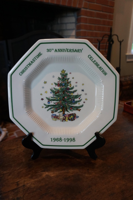 Vintage Nikko Christmastime 30th Anniversary Celebration | Etsy