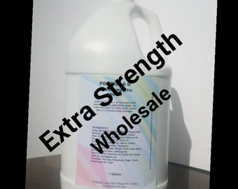 Private Label Extra Strength Gallon Size Start Your Own Business Dht Blocker Hair Restoration, Hair TreatmentSalon, Spas