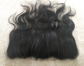 Virgin Raw Human Hair 13x4 Lace Frontal