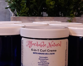 6 -in- 1 Moisturizing Curl Pudding