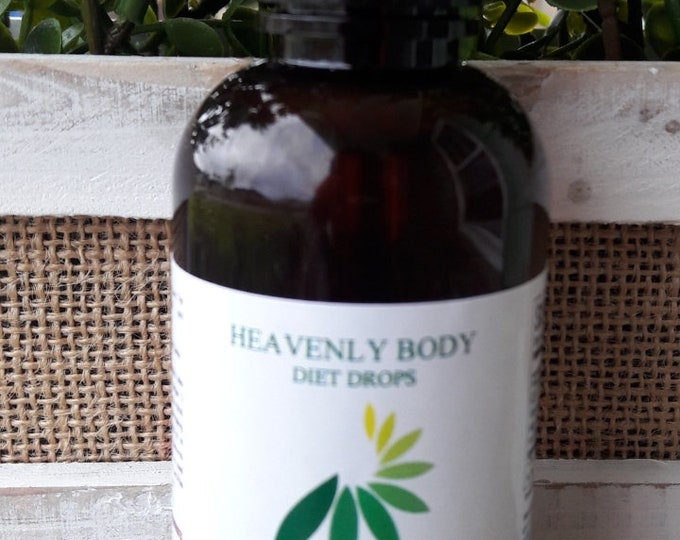 Heavenly Body Diet Drops Homeopathic HCG With B12 Supplement