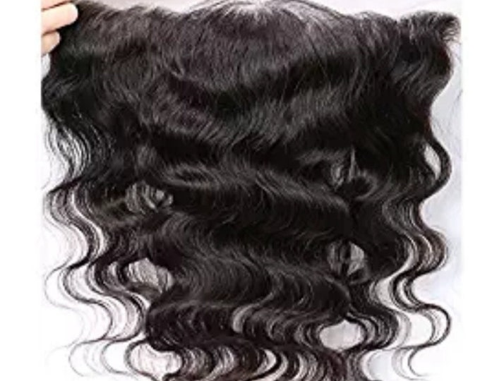 Straight -Curly -Body Wave 13x4 Lace Frontal