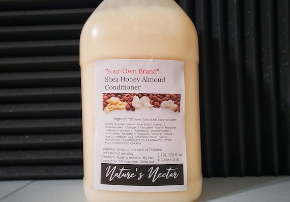 Magic Moisturize Shea Conditioner! 1 Gallon- Wholesale Private Label